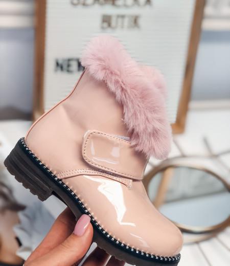 botki PEPA pink