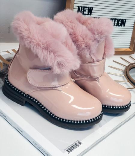 botki PEPA pink 1