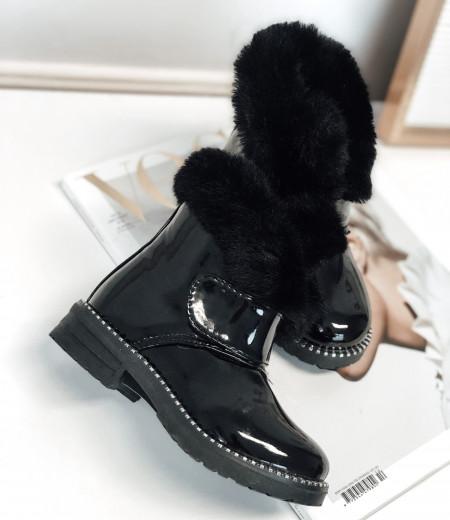 botki PEPA black 2