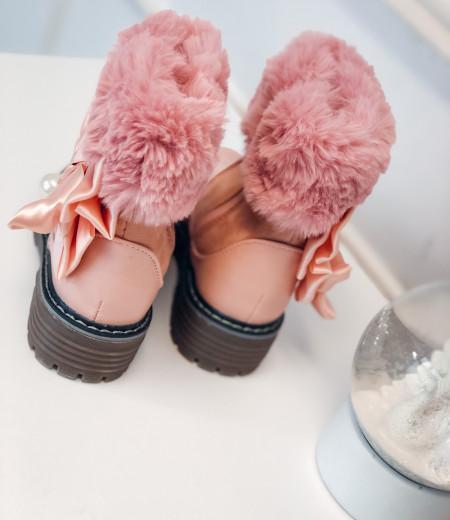 kozaczki MOLLY pink 1