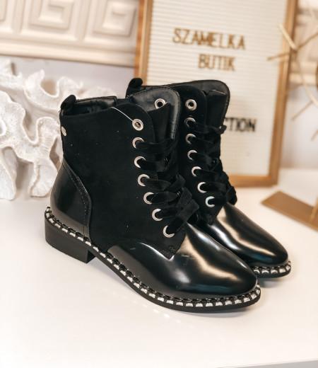 botki CHARLOTTE black 3