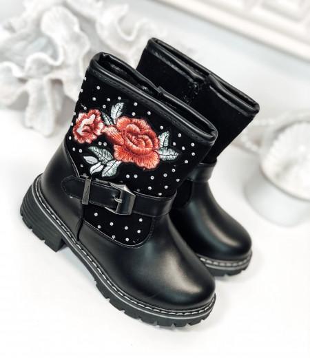 kozaczki ROSE black 1