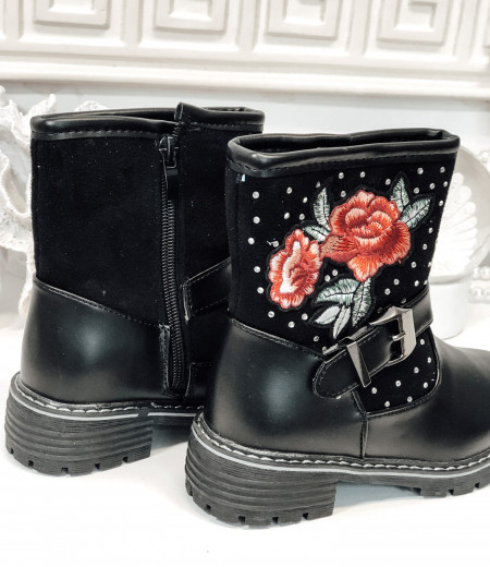 kozaczki ROSE black 2