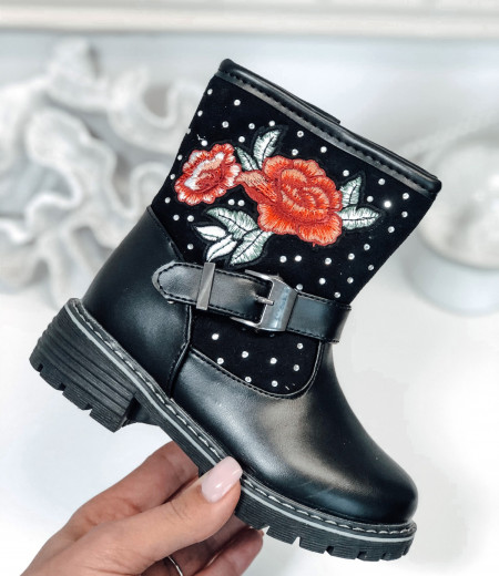 kozaczki ROSE black 3