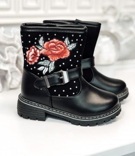 kozaczki ROSE black