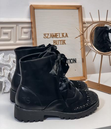 botki LUNA black