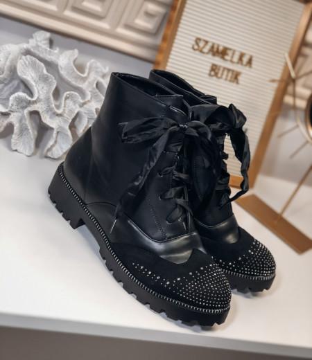 botki LUNA black 1
