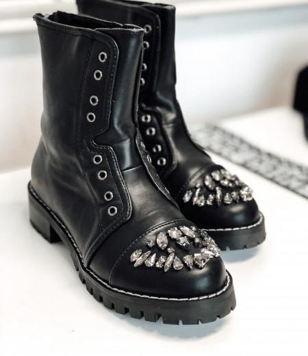 botki MIU black 2