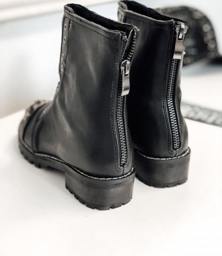 botki MIU black 3