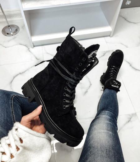 botki TOKYO black 2
