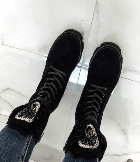 botki TOKYO black 3
