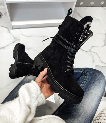 botki TOKYO black 5