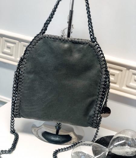 torebka LUX gray