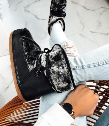 śniegowce PATRICIA black 1