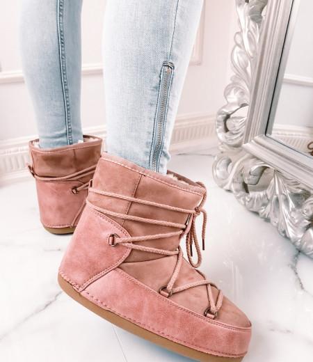 śniegowce ANA pink 4