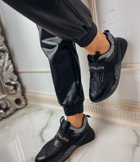 Adidasy MILLENIUM BLACK 1