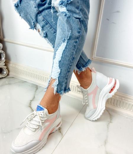 Adidasy SUEL white
