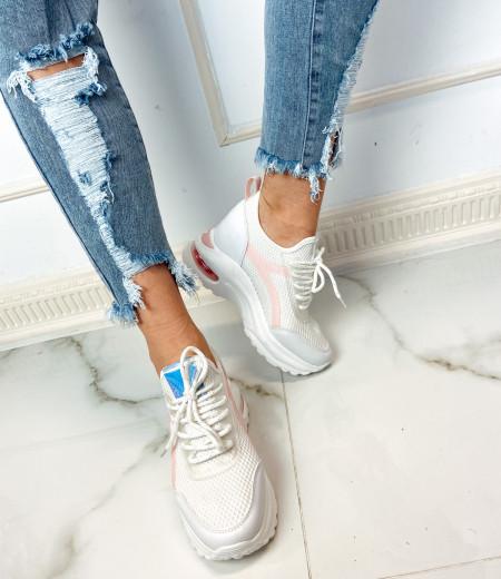 Adidasy SUEL white 1