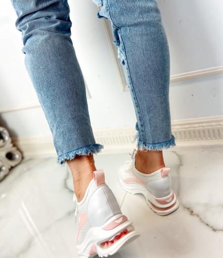 Adidasy SUEL white 5