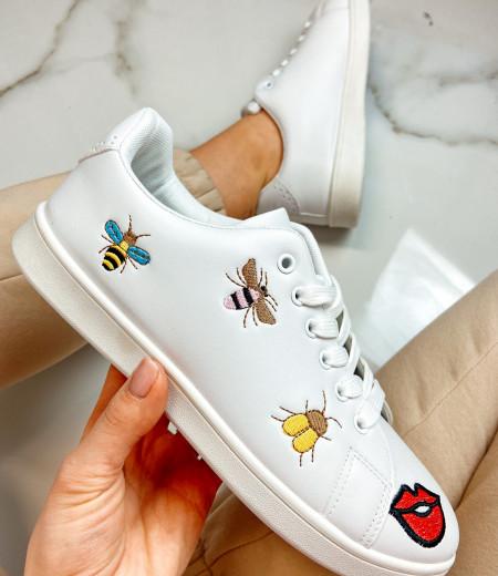 adidasy BEE white 4