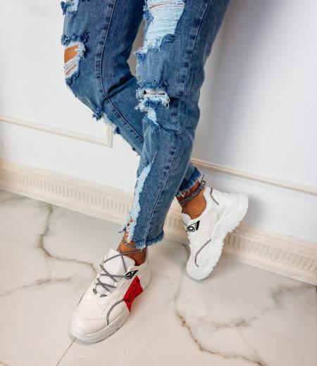 sneakersy ZIG RED 2