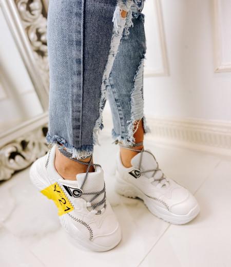 sneakersy ZIG YELLOW 4