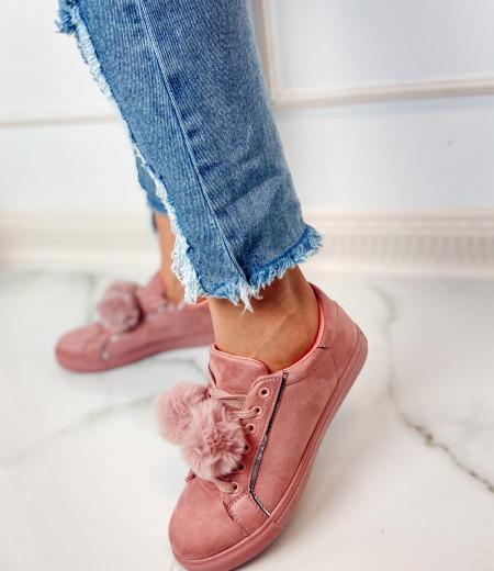 trampki BUNNY pink 1