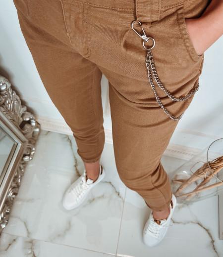 spodnie z łańcuchem BROWNIE 1