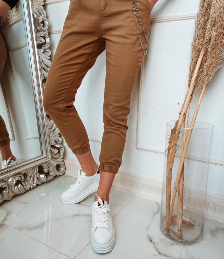 spodnie z łańcuchem BROWNIE 3