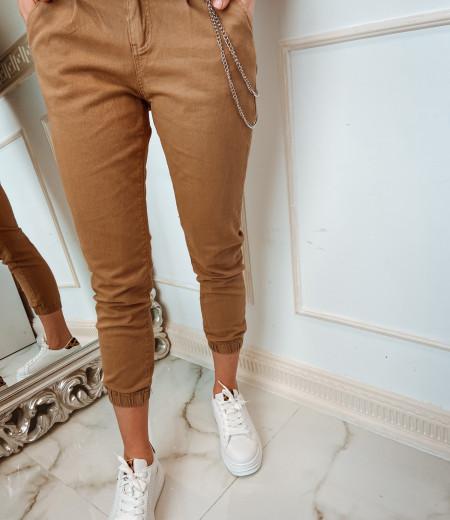 spodnie z łańcuchem BROWNIE 4