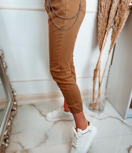 spodnie z łańcuchem BROWNIE 6