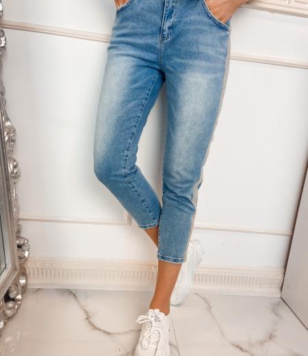 spodnie KRYSTAL blue 1