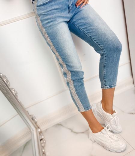 spodnie KRYSTAL blue 2