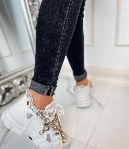 sneakersy BRILLANT white 2