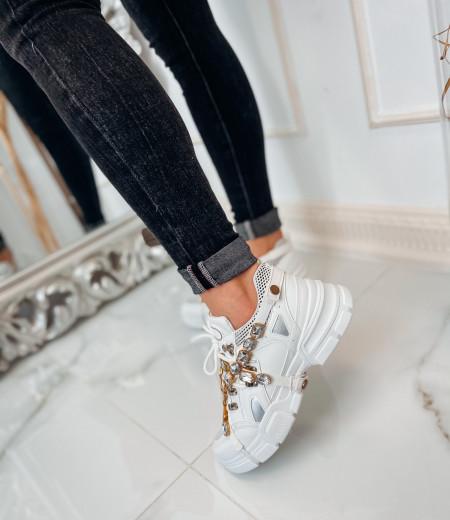 sneakersy BRILLANT white 3