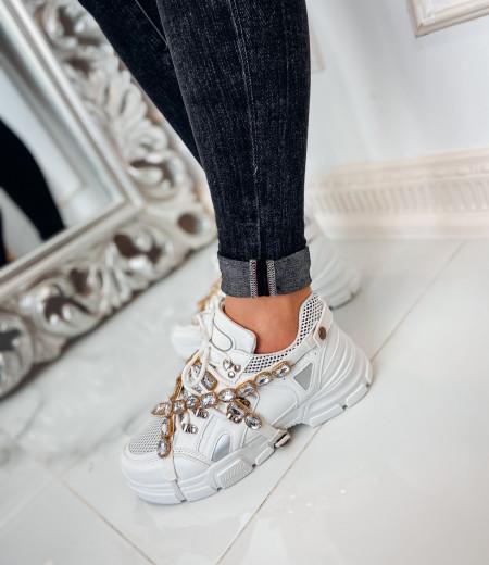 sneakersy BRILLANT white 4