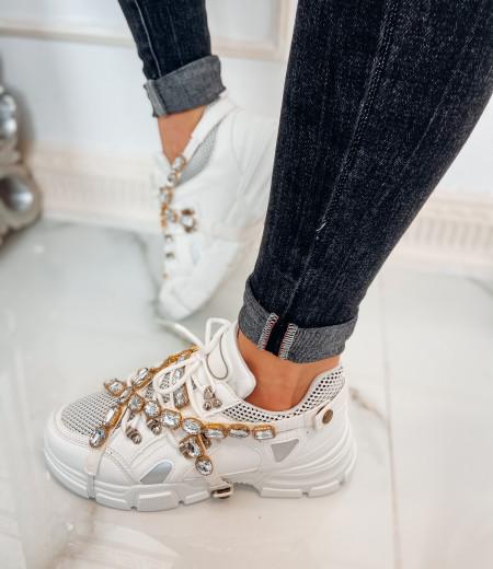 sneakersy BRILLANT white 6