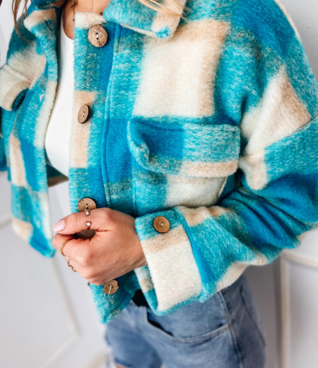 koszula NELA short blue