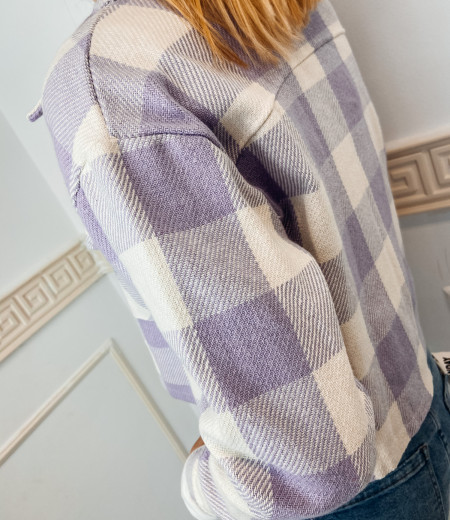 koszula MILI short Purple 2