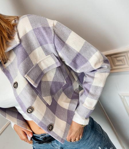 koszula MILI short Purple 4