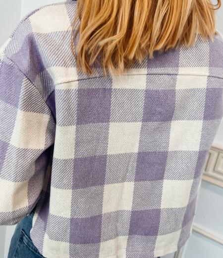 koszula MILI short Purple 5