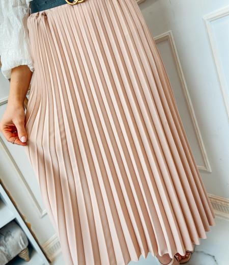 spódnica plisowana LISA pink 5