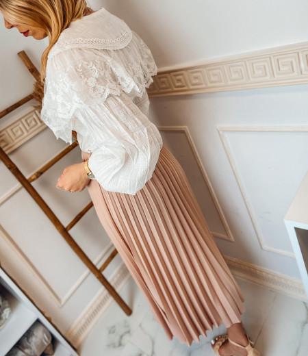 spódnica plisowana LISA pink 6