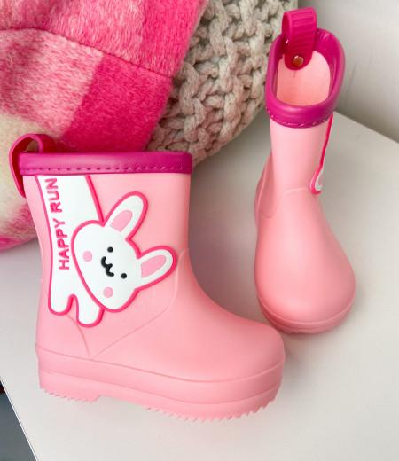 kalosze BUNNY pink