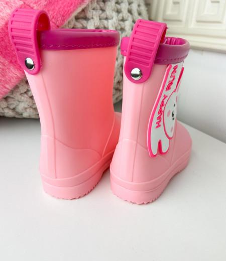 kalosze BUNNY pink 1