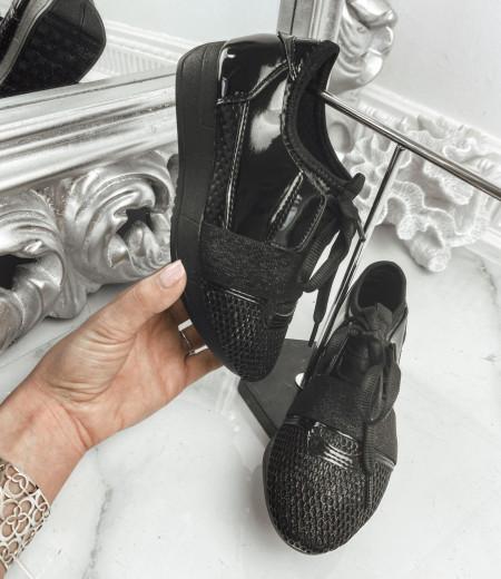 Adidaski ELSA black 4