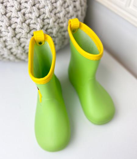 kalosze GIRAFFE green 1