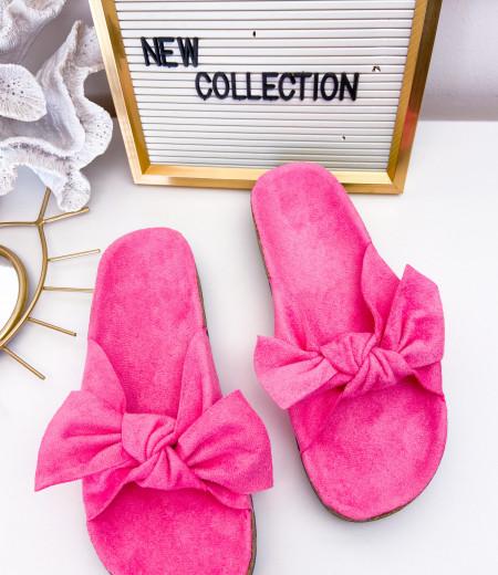 klapki DAISY pink 2