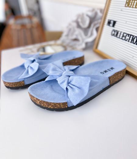klapki DAISY blue 4