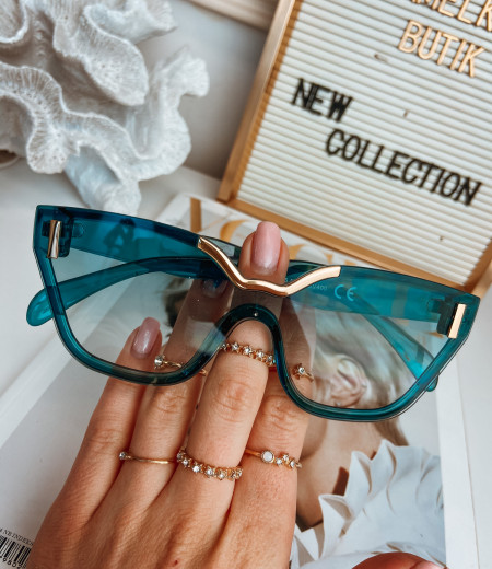 Okulary GOLDIE BLUE